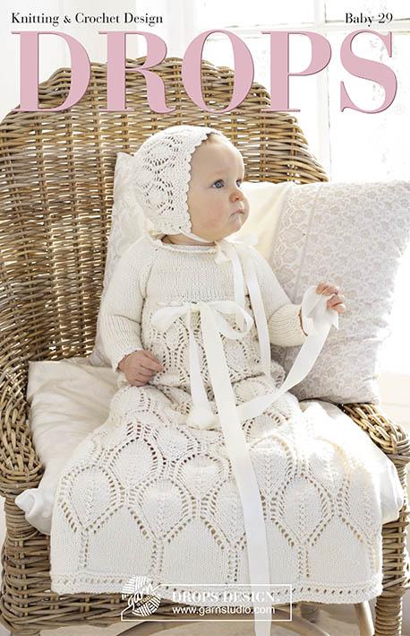 Catálogo DROPS Baby 29 - Patrones gratuitos de punto y ganchillo