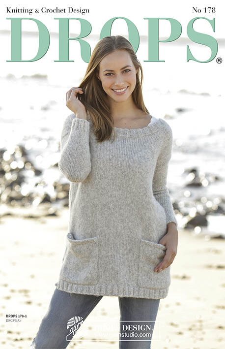 Catalogue DROPS 178 - Free knitting & crochet patterns