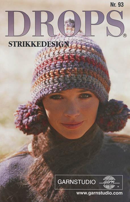 Catalogue Drops 93 Free Knitting Crochet Patterns