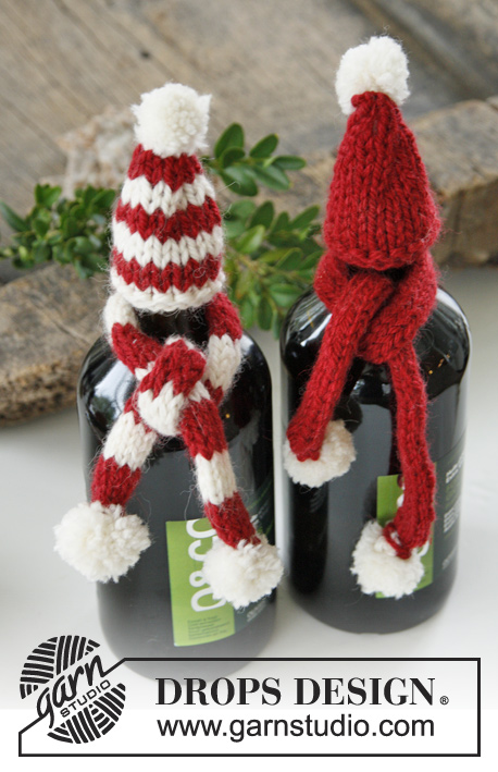 North Pole Pals Drops Extra 0 1001 Free Knitting Patterns By