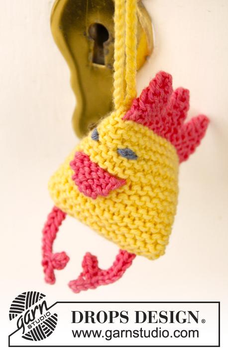 Kikiri-Key / DROPS Extra 0-1021 - Free knitting patterns by DROPS Design