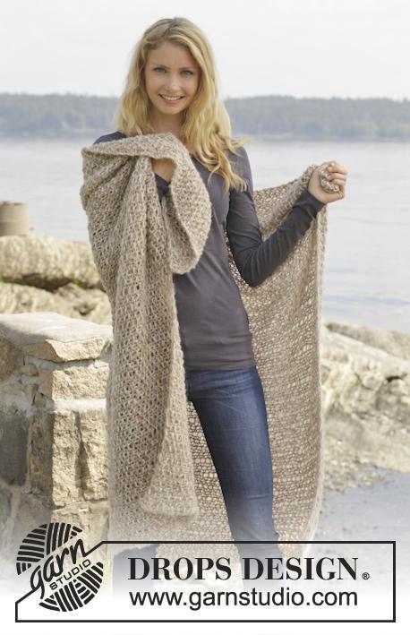Key Coast / DROPS Extra 0-1032 - Free knitting patterns by DROPS Design
