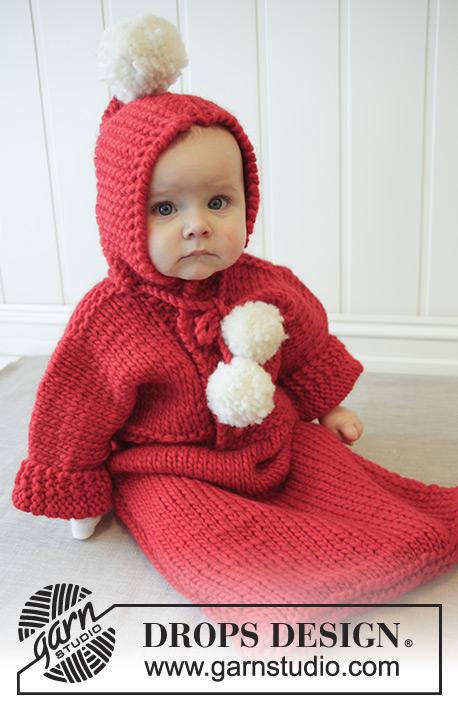 e76b90e9129 The First Noel   DROPS Extra 0-1052 - Modèles tricot gratuits de ...