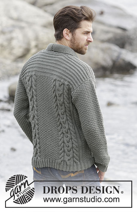 Finnley / DROPS Extra 0-1132 - Free knitting patterns by DROPS Design
