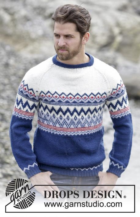 225323bff Ólafur   DROPS Extra 0-1146 - Free knitting patterns by DROPS Design