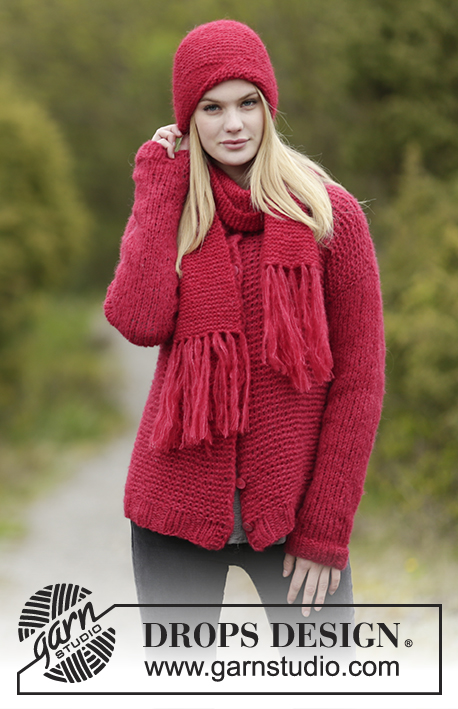 Merry And Bright Set Drops Extra 0 1190 Free Knitting Patterns