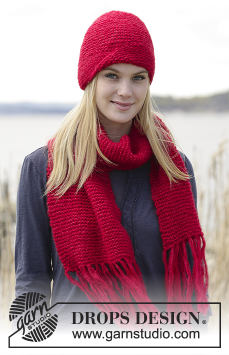 968f40fcfdf Merry and Bright Set   DROPS Extra 0-1190 - Free knitting patterns by DROPS  Design