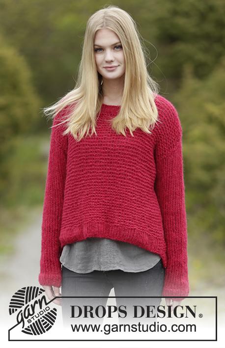 modele tricot drops design