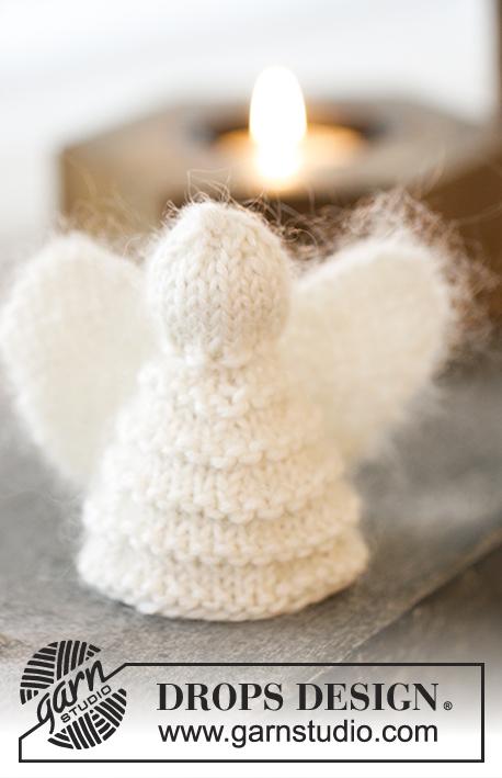 Christmas Cherub Drops Extra 0 1200 Kostenlose Strickanleitungen