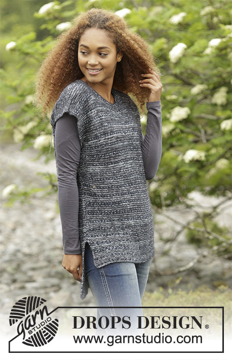 8f73b02a Silje / DROPS Extra 0-1367 - Free knitting patterns by DROPS Design