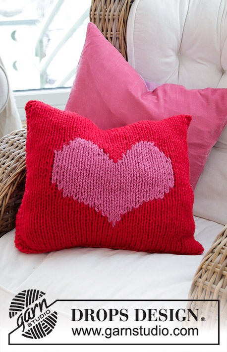 Lay My Love Drops Extra 0 1420 Free Knitting Patterns By Drops