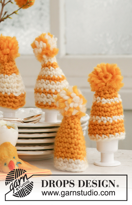 Egg Hats Drops Extra 0 505 Patrones De Ganchillo