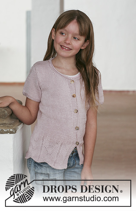 d1f5e1325f08 Sally Belle   DROPS Extra 0-537 - Free knitting patterns by DROPS Design