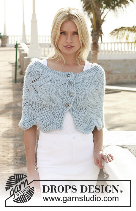 Faustine / DROPS Extra 0-541 - Free knitting patterns by DROPS Design