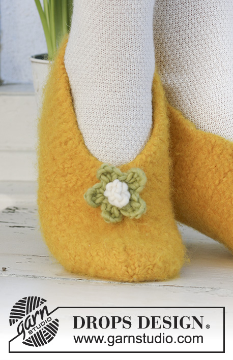 Daffodil Dancers Drops Extra 0 546 Gratis Breipatronen Van Drops