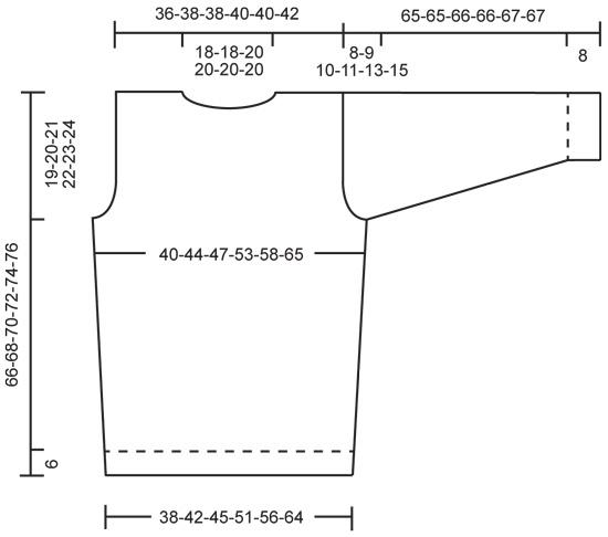 DROPS Extra 0-695 - Patrones de punto gratuitos por DROPS Design
