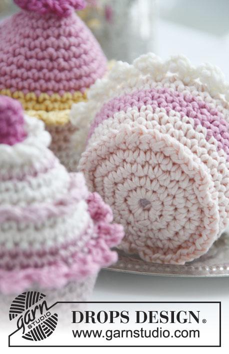 Sweet Sensation Drops Extra 0 820 Kostenlose Häkelanleitungen