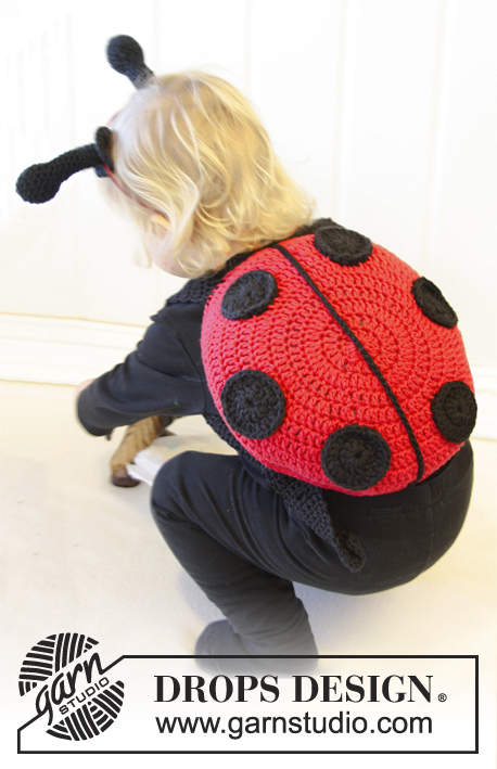 Ladybug In Training Drops Extra 0 891 Free Crochet Patterns By