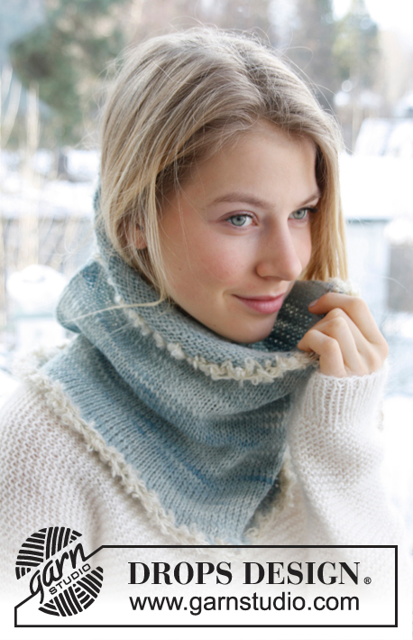 Ice Fairy Drops Extra 0 902 Free Knitting Patterns By Drops Design