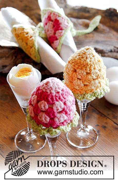Easter Morning Drops Extra 0 912 Free Crochet Patterns By