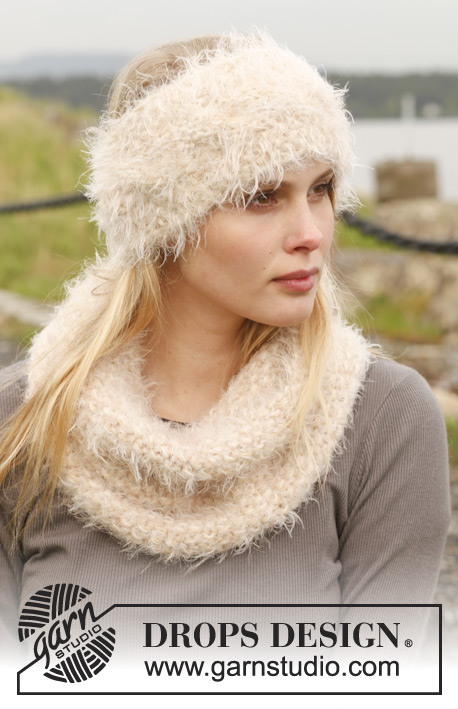 DROPS Extra 0-954 - Free knitting patterns by DROPS Design
