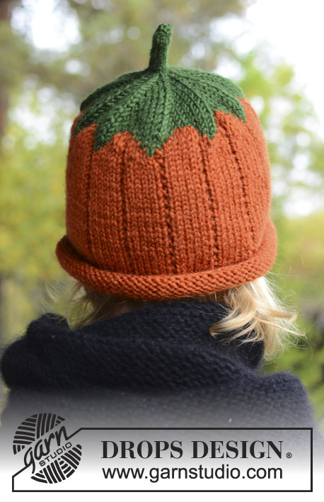Sweet Pumpkin Drops Extra 0 966 Free Knitting Patterns
