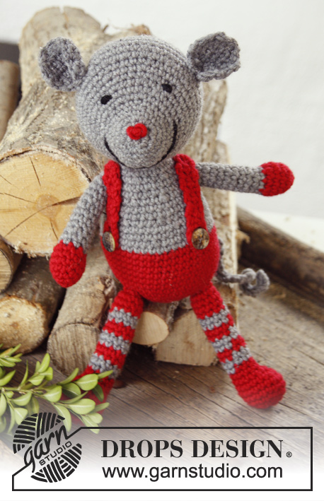 Crochet-mouse-couple-pattern-by-Amigurumi-Today-assembly – http ... | 709x458