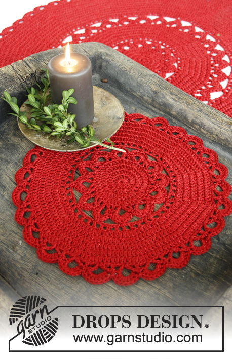 Christmas Morning / DROPS Extra 0-993 - Free crochet patterns by
