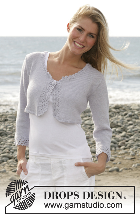Assez Catalogue DROPS 101 - Free knitting & crochet patterns CF07