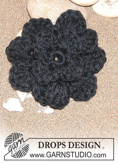 Crochet Patterns Free Drops : DROPS 101-33 - Free crochet pattern by DROPS Design