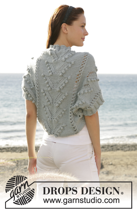 Venetian Romance Drops 101 6 Free Knitting Patterns By Drops Design