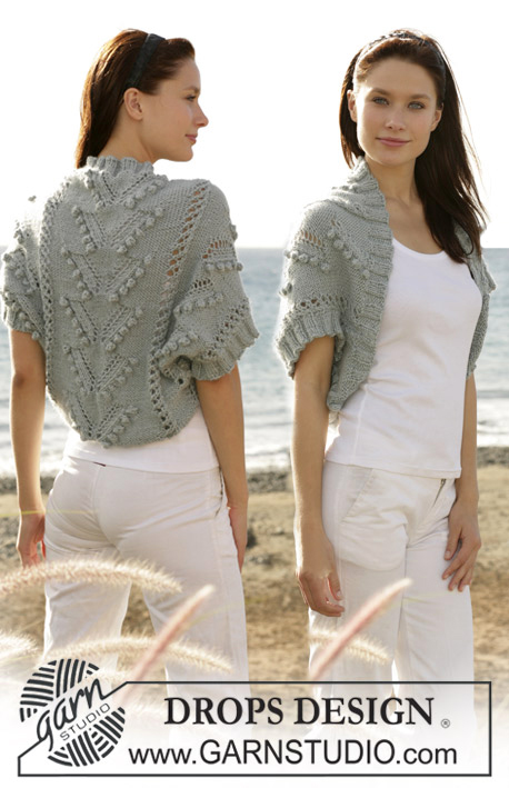 Venetian Romance / DROPS 101-6 - Free knitting patterns by DROPS Design