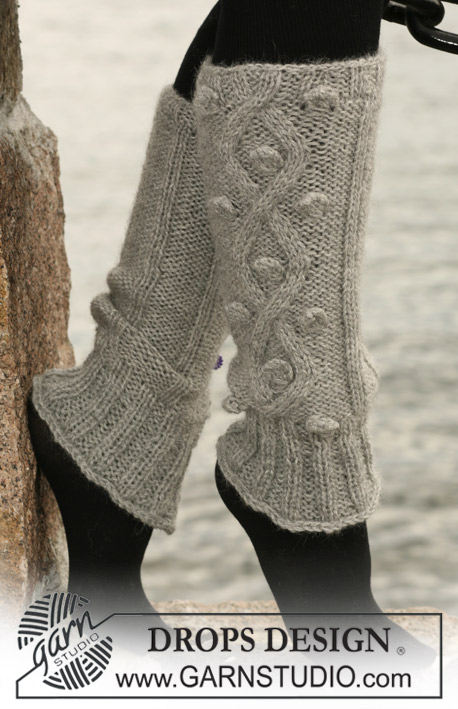 Drops 102 38 free knitting patterns by drops design drops 102 38 drops leg warmers with cables in 2 threads alpaca dt1010fo
