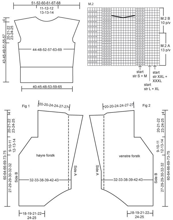 DROPS 103-8 - Patrones de punto gratuitos por DROPS Design