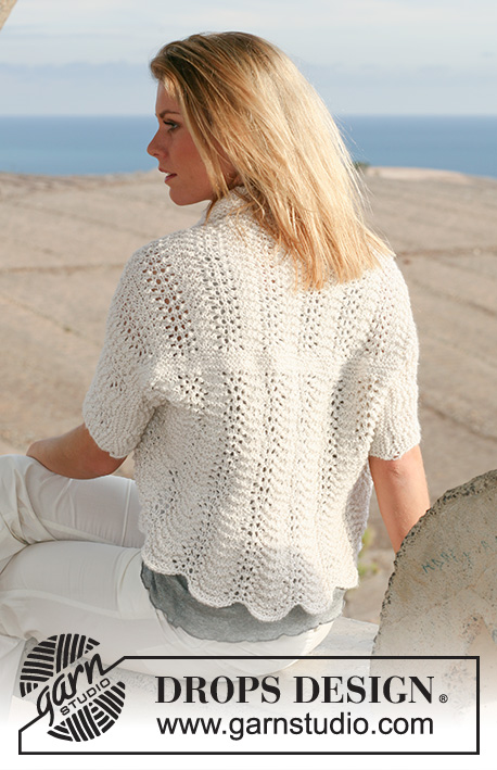 Summer Waves Drops 105 4 Free Knitting Patterns By