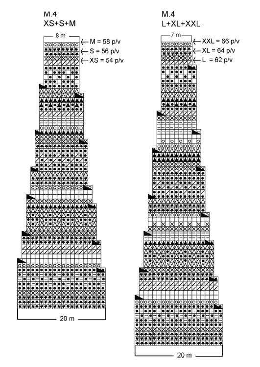 Valeria / DROPS 108-10 - Patrones de punto gratuitos por DROPS Design