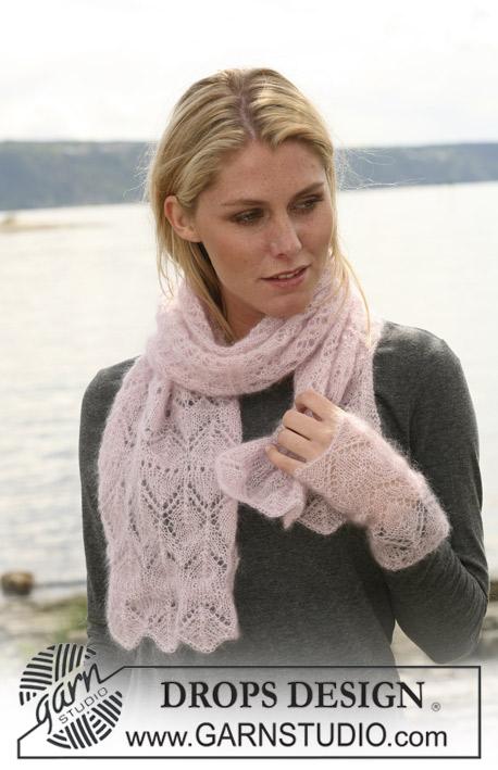 modeles de tricots drops