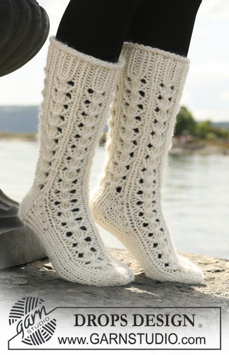 Вязание пинеток и ажурных носочков крючком