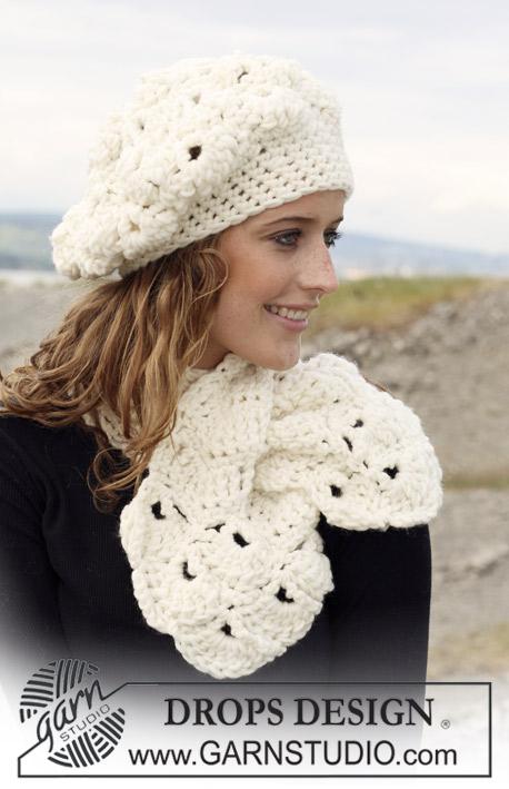 Doce De Coco Drops 109 49 Modèles Crochet Gratuits De Drops Design