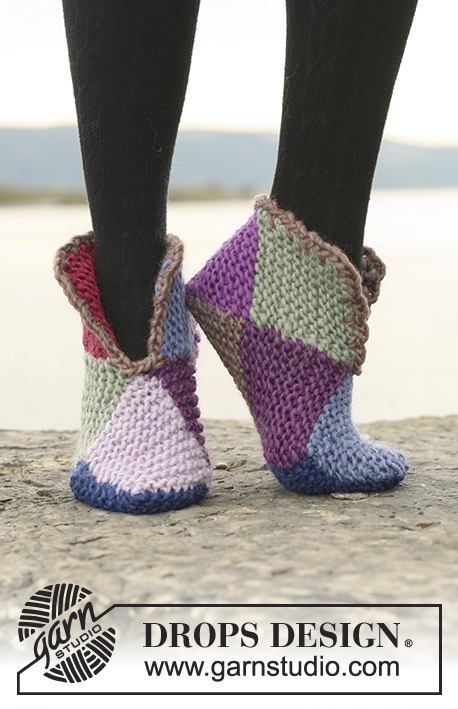 4b8f136a7e5 Court Jester   DROPS 109-57 - Free knitting patterns by DROPS Design