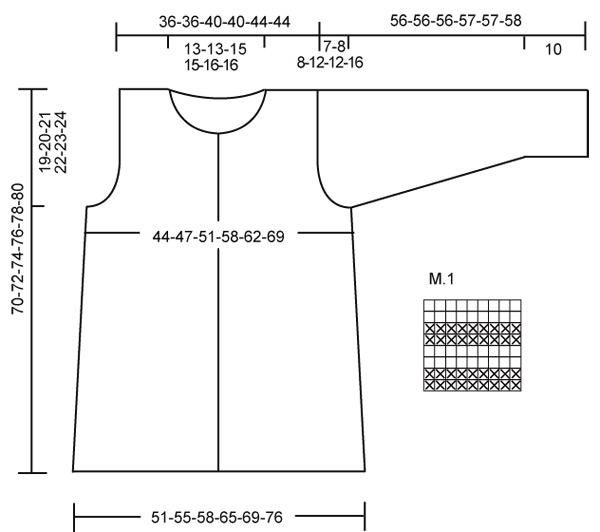 Wisdom / DROPS 109-8 - Free knitting patterns by DROPS Design