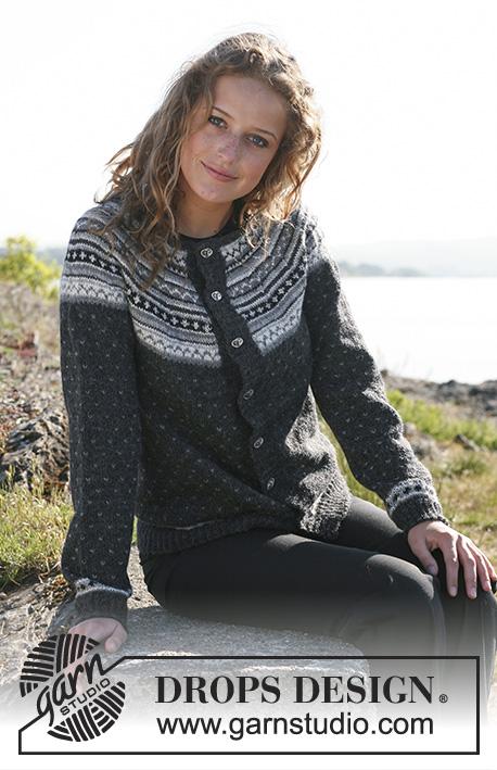 a1c9b29d240b Merle / DROPS 110-4 - Free knitting patterns by DROPS Design