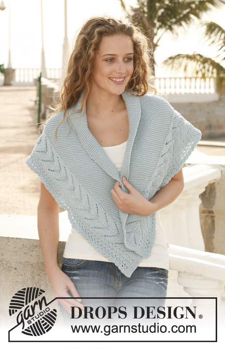 River Peace / DROPS 111-37 - Free knitting patterns by DROPS Design