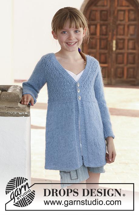 Little Emma / DROPS 112-38 - Free knitting patterns by DROPS