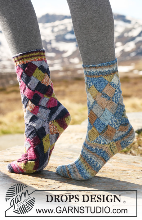 Drops 114 19 Free Knitting Patterns By Drops Design