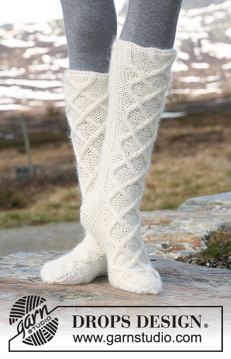 72c715b7d0c92 Aran Dance   DROPS 114-6 - Free knitting patterns by DROPS Design