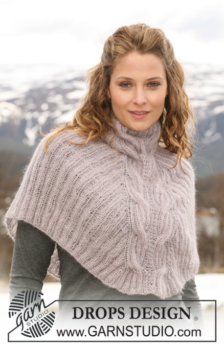 Winter Dream Drops 115 11 Free Knitting Patterns By Drops Design