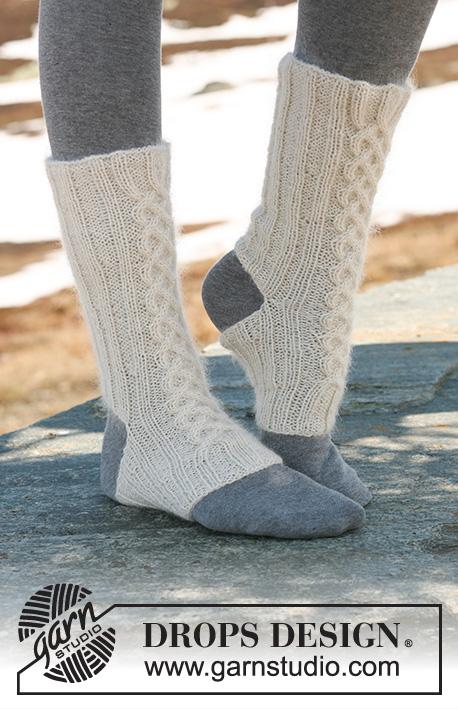 Vinyasa Drops 115 35 Free Knitting Patterns By Drops Design