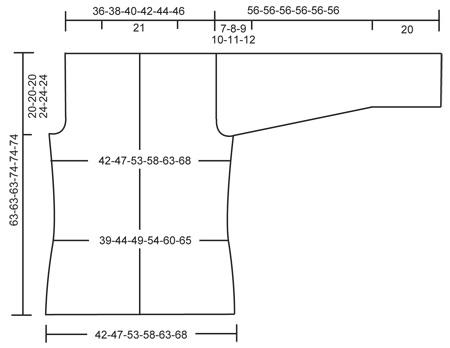 Høstglede Drops 115 36 Kostenlose Häkelanleitungen Von Drops Design