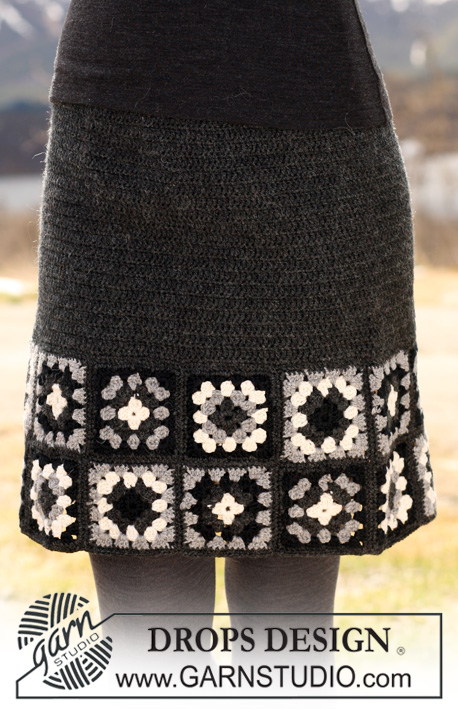 DROPS 115-43 - Free crochet patterns by DROPS Design
